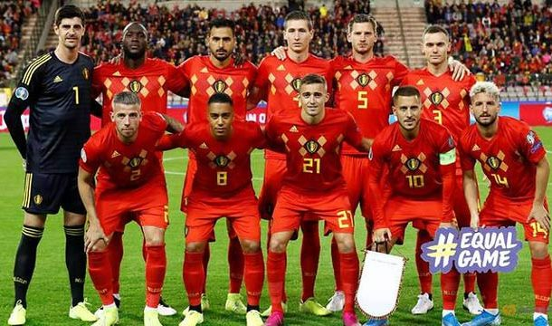 Belgium Clinches Title of 'FIFA Team of the Year'