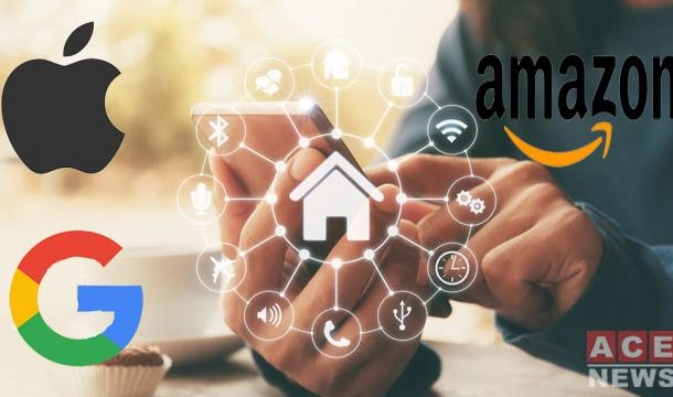These Three Technology Giants are Teaming Up to Develop Smart Home Standard