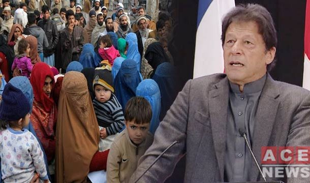 Pakistan Hosted Four Million Afghan Refugees: PM Khan