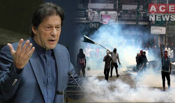 PM Imran Urges World to Act against Kashmir's Illegal Occupation