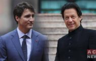 PM Imran Apprises Canadian Counterpart on Kashmir Situation