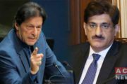 PM Imran Lashes Out at Sindh Govt. Over Failed Governance