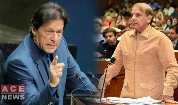 No Dialogue on Army Act, Shehbaz Blasts PM Imran