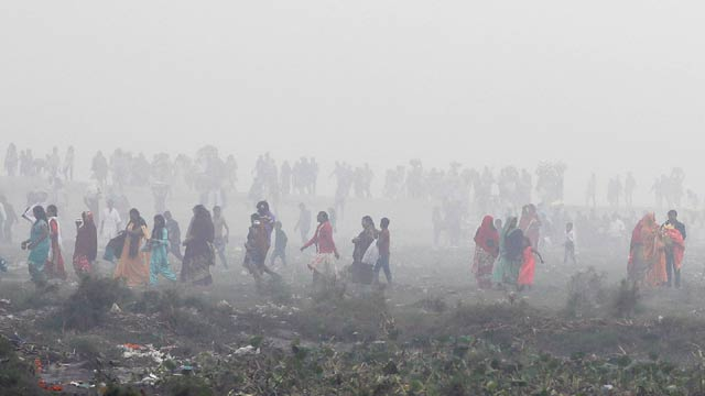 India Suffers Most Pollution-Linked Deaths in World