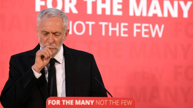 Corbyn Signals Resignation as Labour Party Heading Towards Defeat