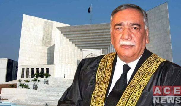 CJP 'Asif Saeed Khosa' Retires From His Office Today