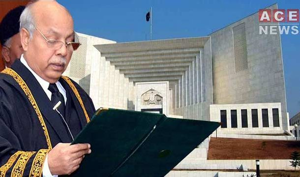 Justice Gulzar Ahmed Sworn in as Chief Justice of Pakistan