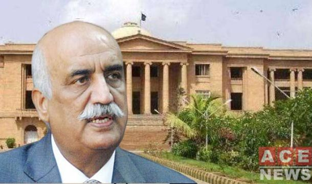 SHC Suspends Bail of Khursheed Shah