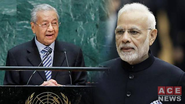 India Reacts Angrily to Malaysian PM's Criticism on CAB