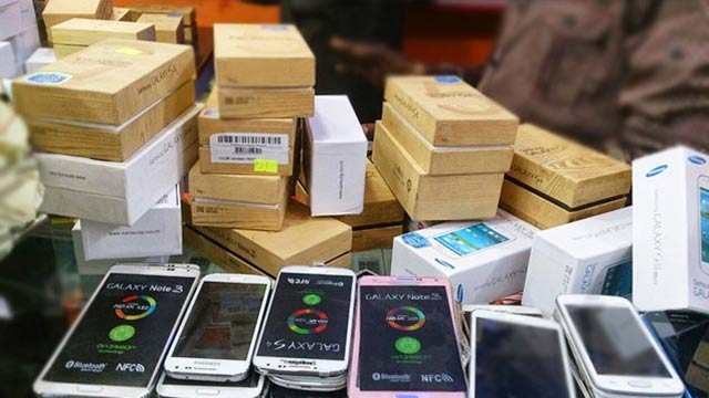 Mobile Phone Import Increases Over 63 % in 5 Months