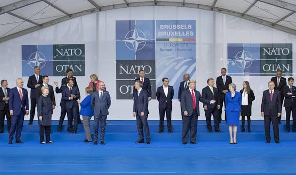 NATO Leaders Gather to Celebrate 70 Years of Military Alliance