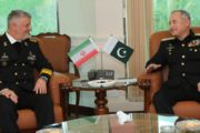 Commander Navy Islamic Republic of Iran Visits Naval Headquarters, Islamabad