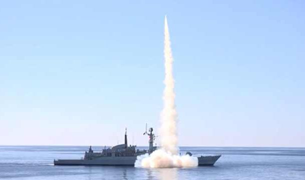 Anti-Ship Missiles Pakistan Navy Successfully Demonstrated in Arabian Sea