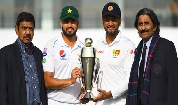 First Test: Sri Lanka Wins Toss, Opt to Bat First Against Pakistan