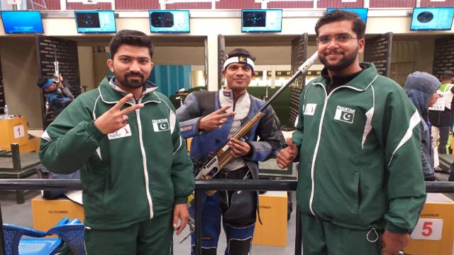 Pakistani Athletes Shine at South Asian Games, Bags 6 Gold Medals
