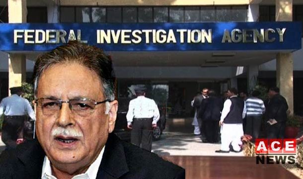FIA Debriefs Pervaiz Rashid Regarding Scandalous Video of Judge