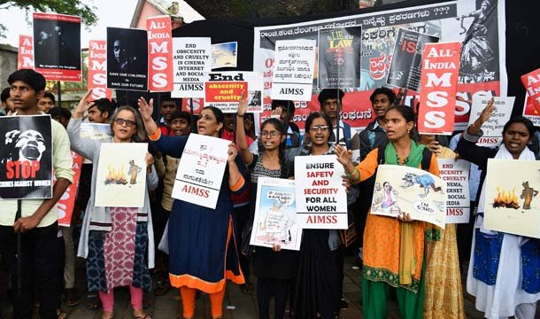 Protests Erupted in India After Woman Gang Raped, Burned to Death