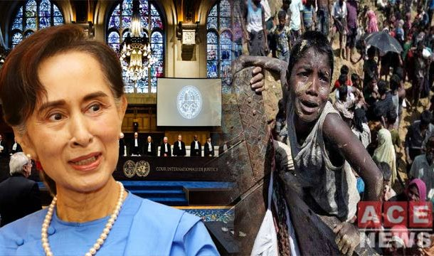Suu Kyi to Face ICJ in Rohingya Muslims' Genocide Case