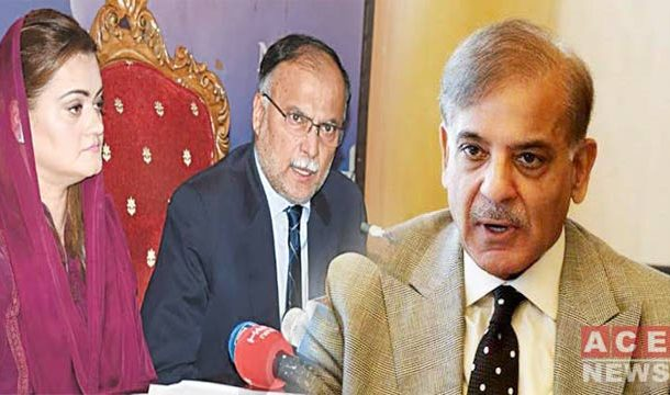 London Politics on Rise as PML-N Join Heads to Discuss Army Act