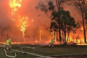 People Struggle to Breathe as 'Mega Fire' on Sydney's Doorstep