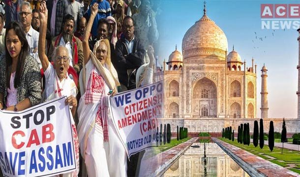 7 Countries Issue Travel Warnings, Protests Badly Affect Tourism in India