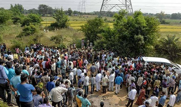 Indian Police Kills Suspects in Vet's Rape and Murder Case