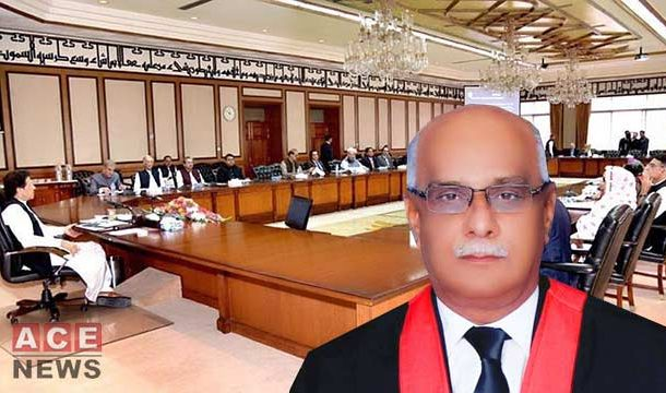 Musharraf Case: Govt to File Judicial Reference Against Justice Waqar