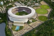 World's Biggest Cricket Stadium Likely to Host First Match Next Year