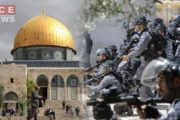 Israeli Forces Attack Worshipers in Al-Aqsa Mosque