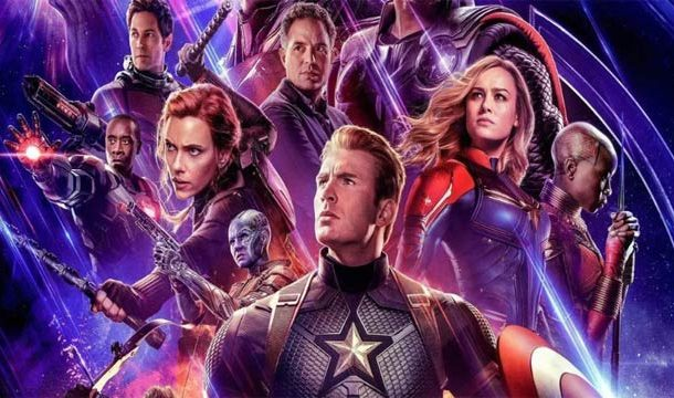 'Avengers: Endgame' Becomes First-Ever Film to Earn $2.8 Billion USD