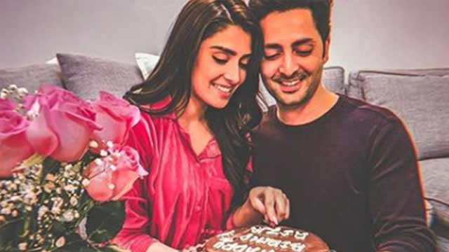 Ayeza Khan Share Pictures of her 29th Birthday