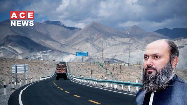 Medical Facilities To Be Set Up Along Highways in Balochistan
