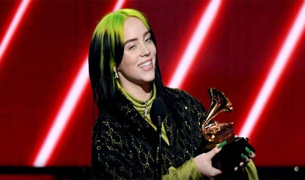 Grammys 2020 Winners' List: Billie Eilish Rules with 5 Awards