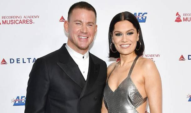 Channing Tatum and Jessie J Celebrates Reunion