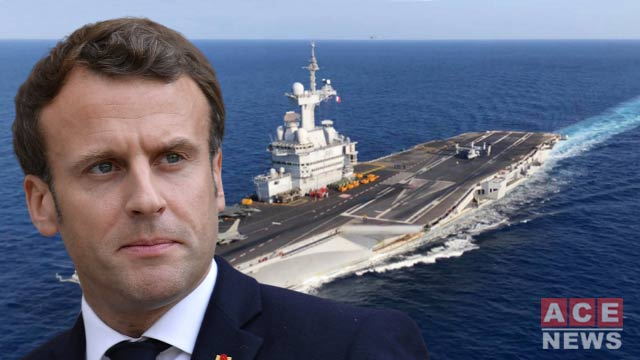 France Set to Deploy Aircraft Carrier to Middle East