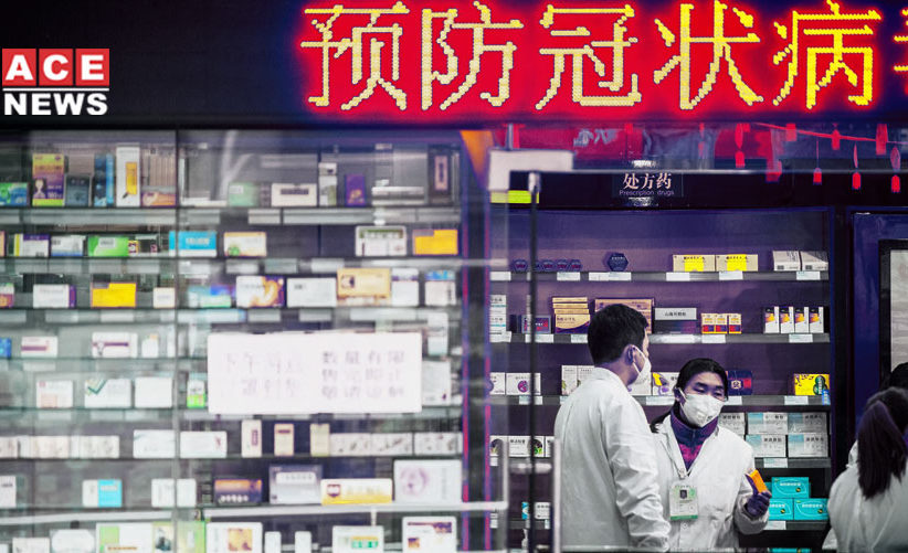 China's CoronaVirus Becoming A Threat To Drug Supplies