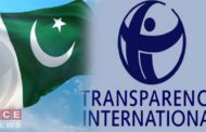 Pakistan Slips Three Notches on Corruption Perceptions Index