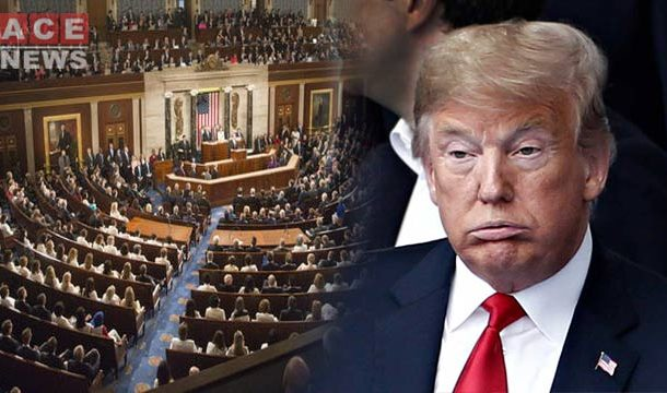 US House of Representatives Passed Trump's Impeachment Resolution