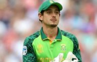 De Kock Named South Africa ODI Captain