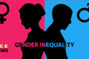 Gender Disparity: Let's Step Up For Equality