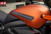 Harley Davidson Flaunts New Electric Motor Bike Concept