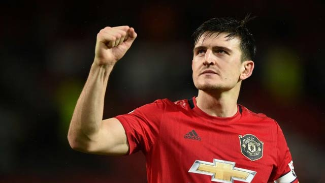 Harry Maguire Wins Manchester United's Captaincy