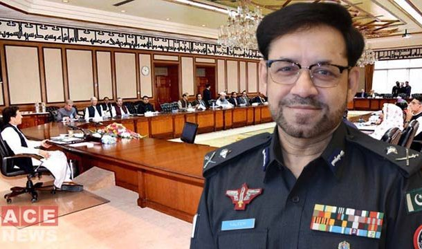 Sindh IGP Imam to Stay in Office: Centre