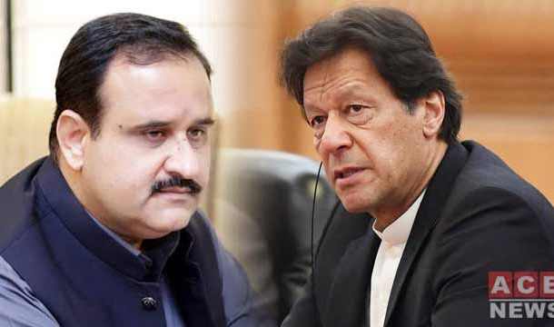 PM Imran Sticks to His Decision on Buzdar's Ouster