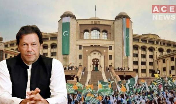 PM Imran Announces a Week-Long Kashmir Campaign