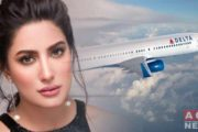 Mehwish Hayat Praised US Action Against Delta Airlines