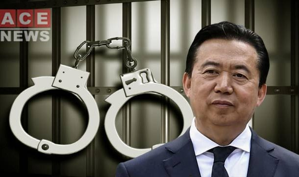 Former Interpol Chief Jailed For 13 Years