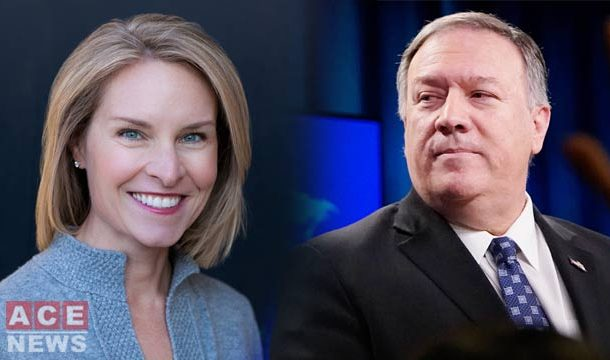 Pompeo Loses His Temper, Cursed at Journalist
