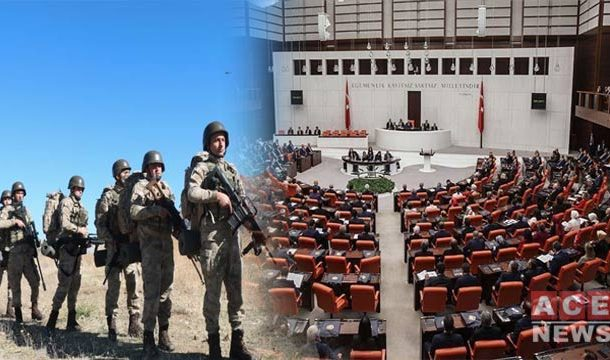 Turkish Parliament Approves Military Deployment to Libya