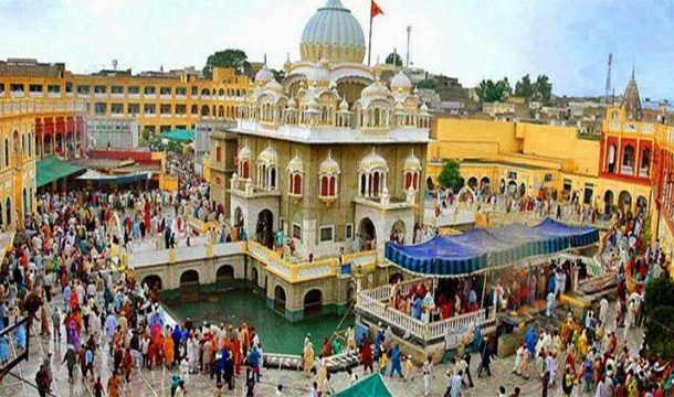 Protest Peacefully Ends, No Vandalism of Nankana Sahib Gurdwara